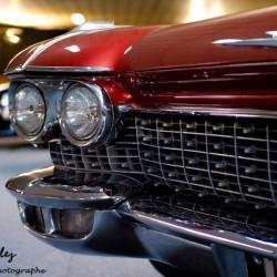 motorcars artcurial 2011 Cadillac Eldorado 1960 rouge