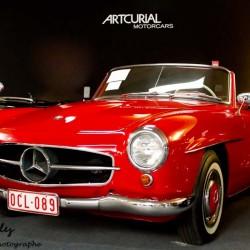 motorcars artcurial 2011 mercedes 1955 190 SL