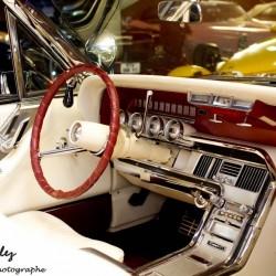 motorcars artcurial 2011 intérieur de la thunderbird ford 1964 cabriolet intérieur cuir blanc