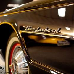 motorcars artcurial 2011 logo thunderbird 1964 noire