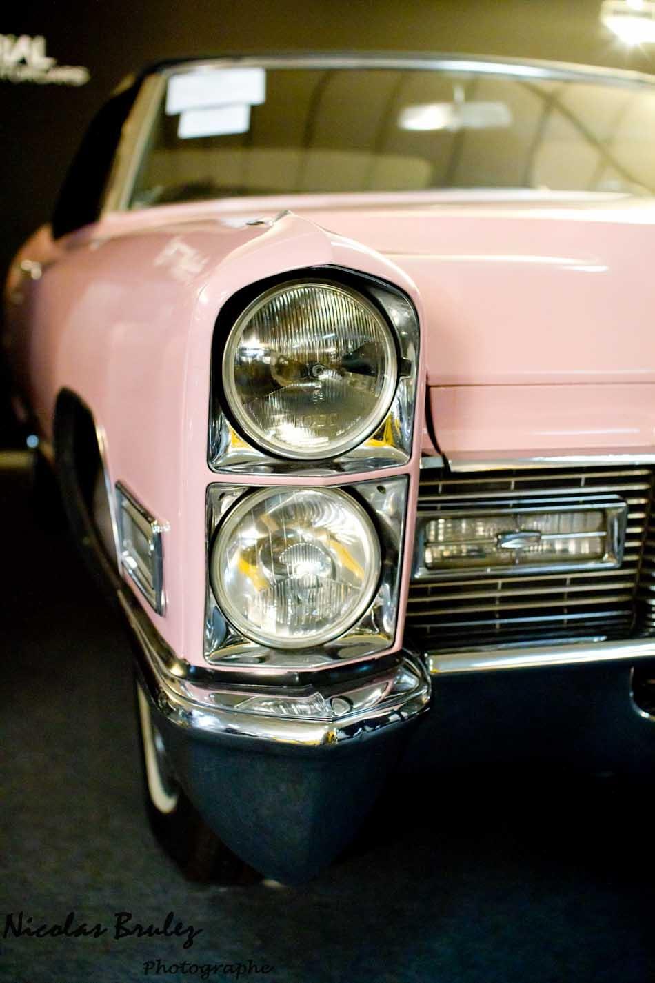 motorcars artcurial 2011 1970 cadillac de ville rose