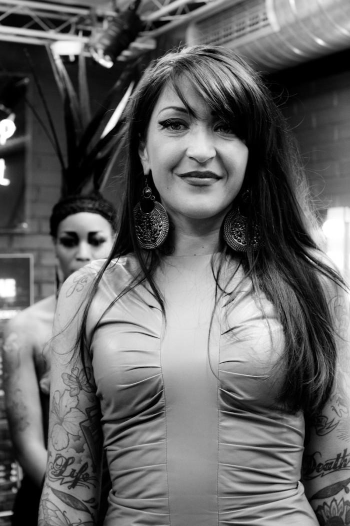 laura satana exxxotic tattoos collaboration Make Up For Ever