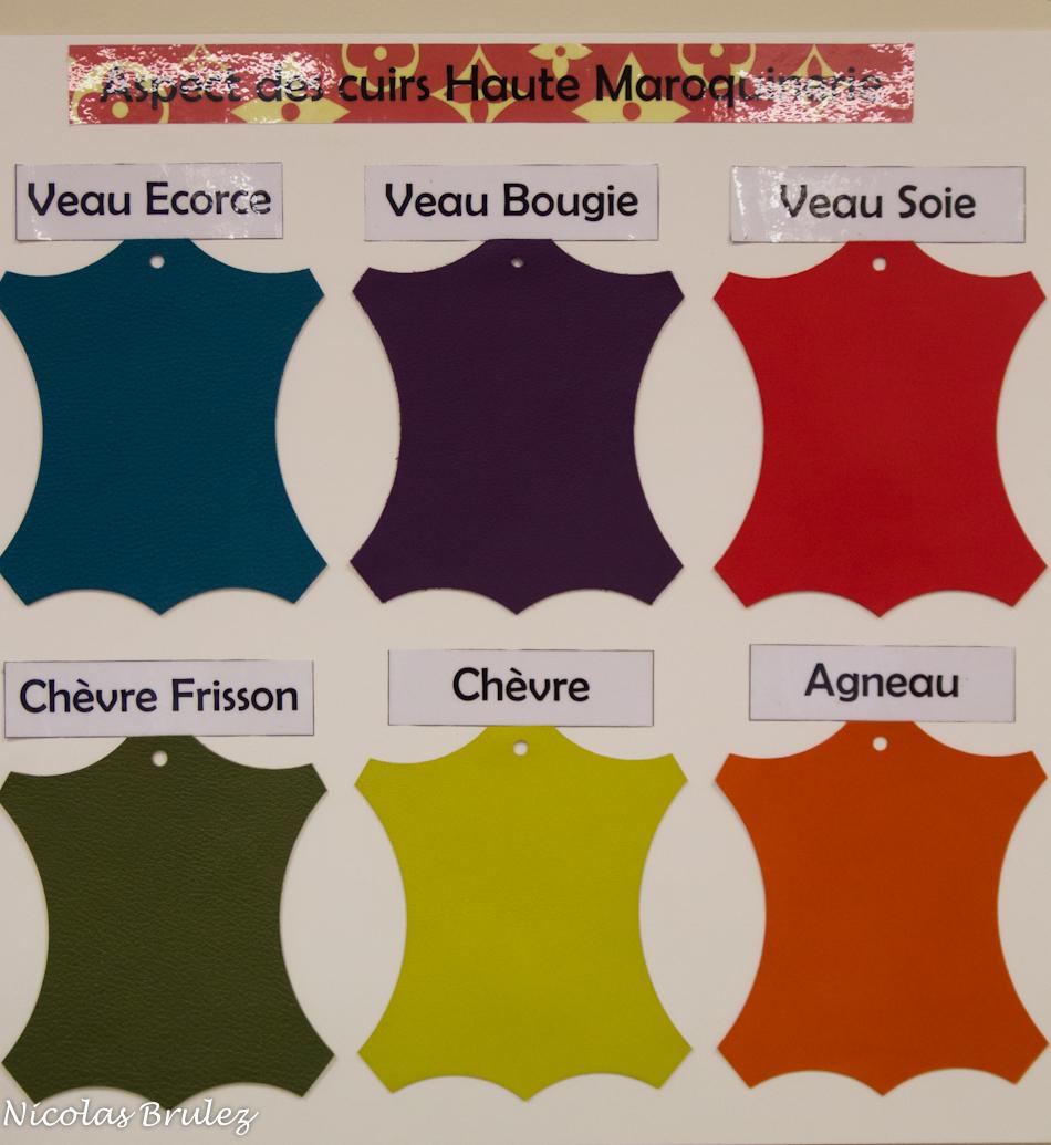 les peaux des ateliers Louis Vuitton Asnières by Nicolas Brulez