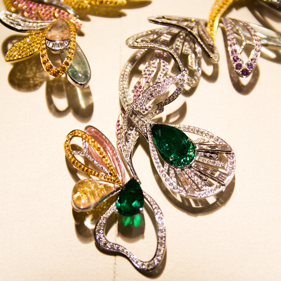 high jewelry by Boucheron L'Artisan des Rêves