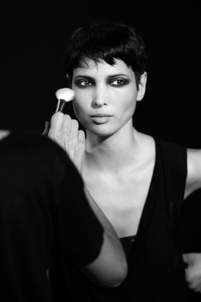 Paris Fashion Week Haute Couture backstages Stéphane Rolland ©nicolasbrulez 1 700x1050 Backstages Stéphane Rolland