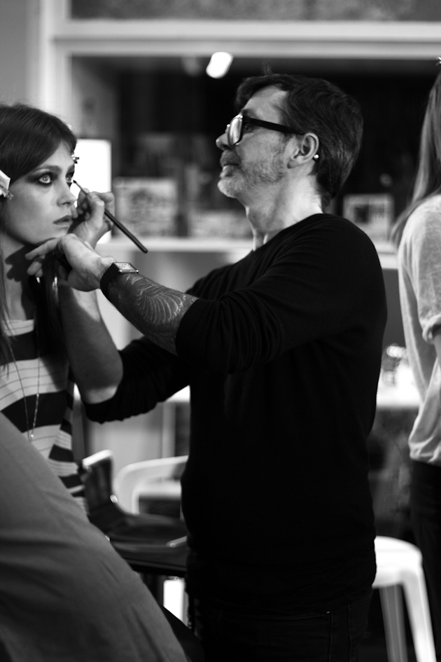 Stephane Rolland backstages 2012 45 Backstages Stéphane Rolland