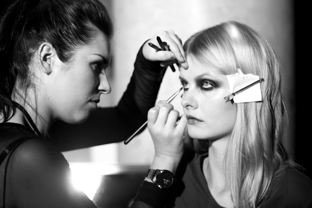 Paris Fashion Week Haute Couture backstages Stéphane Rolland ©nicolasbrulez