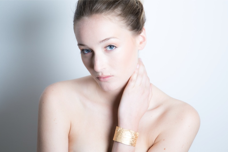 shooting pour Nyamanti french jewellery Photos by Nicolas Brulez Model Julie