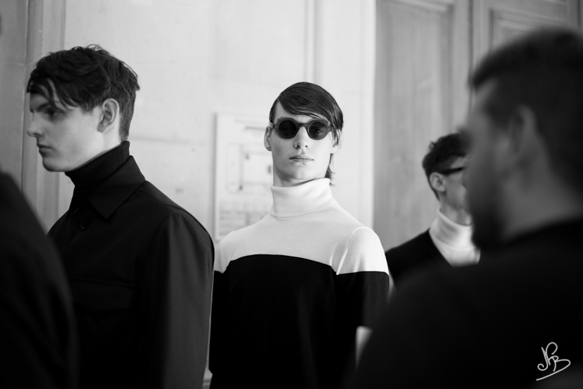 Billtornade fashion show paris AW 2015 photos by Nicolas Brulez