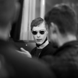 Billtornade fashion show paris AW 2015 photos by Nicolas Brulez