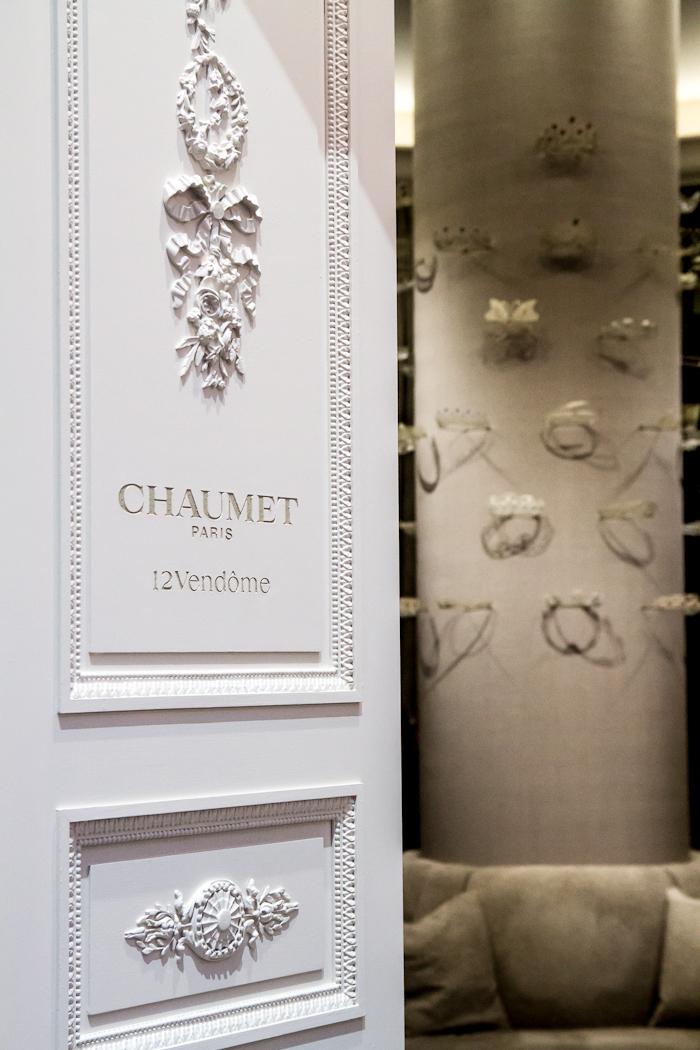 CHAUMET La Biennale des Antiquaires 2012